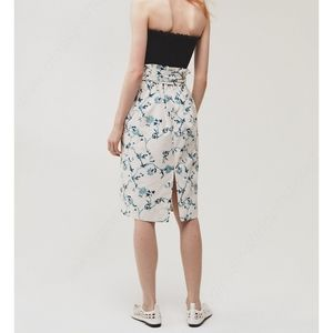 Le Fou Wilfred Maryvonne Skirt Oak/sage St…